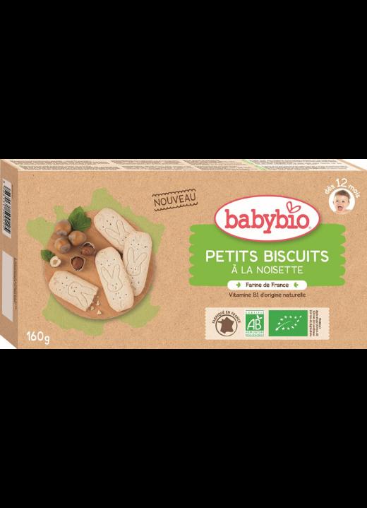 Dětské sušenky lískový ořech