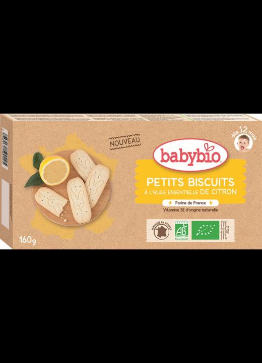 Dětské sušenky citrón