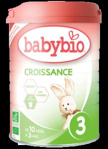 Kojenecké mléko Croissance 3