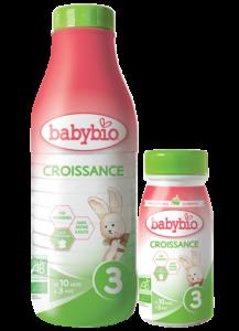 Kojenecké mléko Croissance 3 tekuté
