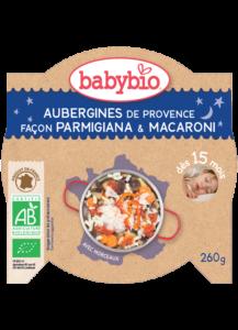 Večerní menu příkrm lilek na způsob Parmigiana s makarony