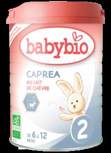 Kojenecké mléko Caprea 2