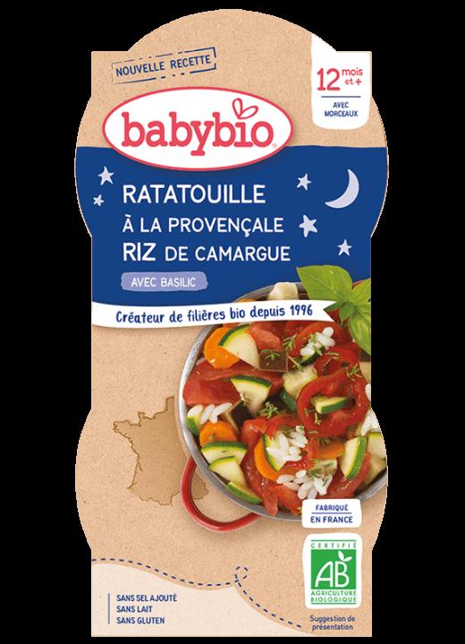 Ratatouille s rýží