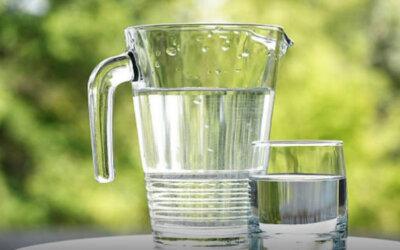 Voda pro přípravu kojeneckého mléka