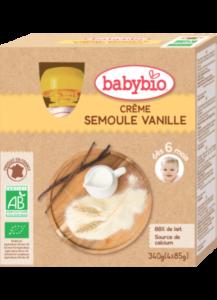 babybio vanilka krupicka