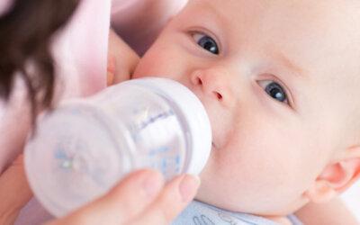 Kolik mléka by dítě mělo denně vypít?