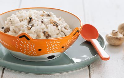 Gurmánské rizoto pro děti