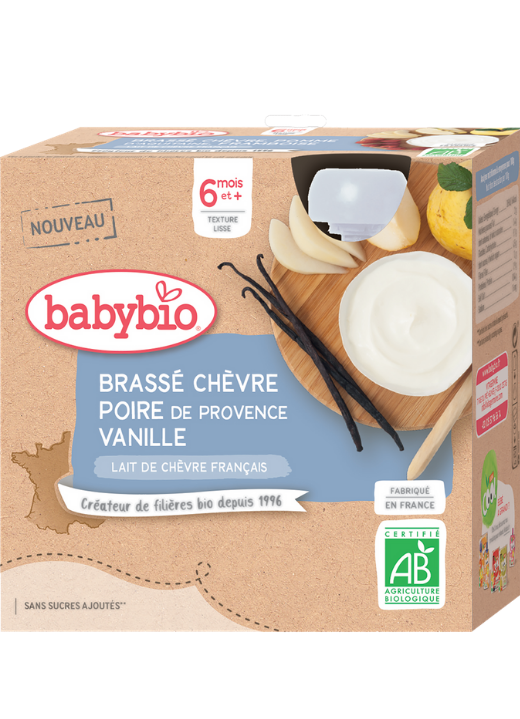 babybio hruška vanilka